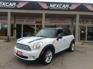 2012 MINI Cooper Countryman AUT0 LEATHER PANORAMIC ROOF 100K