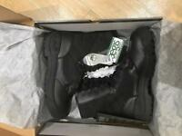 Magnum army military boots black size 9