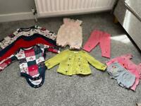 Baby clothes - 0-3 months