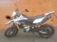 Yamaha WR125X