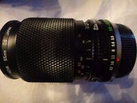 OLYMPUS Auto Zoom Lens