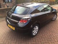 Vauxhall Astra 1.7 CDTi 16v Design Sport Hatch 3dr, 1 LADY OWNER FROM NEW, LONG MOT