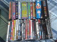 DVD bundle/job lot-50+ mixed DVDs (action, thriller, romance, drama, comedy etc)