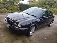 Jaguar X-type diesel 2.2 £2000 ono service history