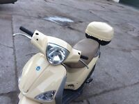 Piaggio liberty 50 moped