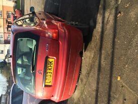image for For Sale: Citroen, C3, Hatchback, 2003, Manual, 1398 (cc), 5 doors