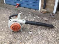 STIHL LEAF BLOWER SPARES OR REPAIRS EASY FIX