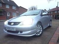 Honda Civic 1.6 2005 drives awesome facelift full service mint bargain ... Not BMW Audi