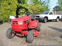 Murray 125/96 Sit on lawnmower