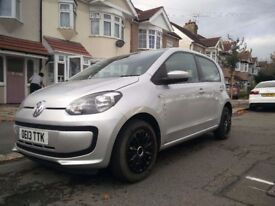 Volkswagen Up 2013 Manual Petrol 1.0 999 cc VERY LOW MILEAGE