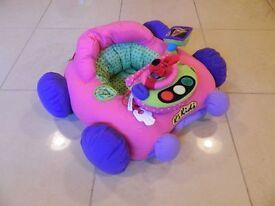 Pink Kids Soft Car ..