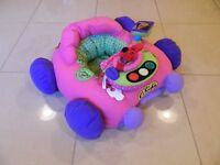 Pink Kids Soft Car ..