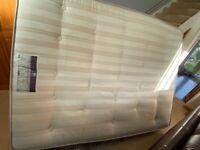 King size Sealey mattress