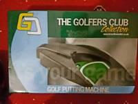 Brand new Golf Putting Machine