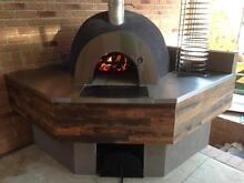 WOOD FIRE PIZZA OVEN... CUSTOM MADE... Pakenham Cardinia Area Preview