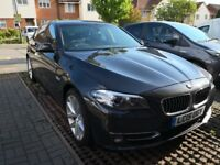 520d Luxury Efficient Dynamics with Free 5 Year Servicing Pack Included