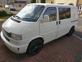 1999 VW T4 2.5TDi SWB (BARN DOORS) + DAY VAN PROJECT BUNDLE