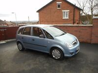 2007 vauxhall meriva{67k,excellenty history,full mot,6 months warranty,finance ava]