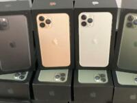 IPHONE 11 PRO MAX 256GB BRAND NEW BOXED ONE YEAR APPLE WARRANTY