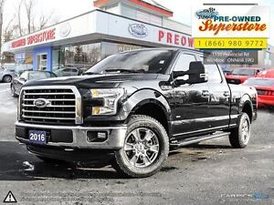 2016 Ford F-150 XTR 4x4 with NAV!!!