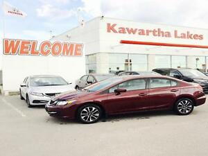 2014 Honda Civic EX /SUNROOF/AUTOMATIC