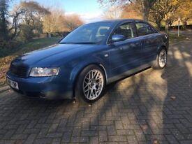 Audi A4 3.0 Quattro sport NEW MOT