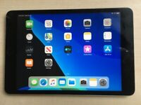 Apple iPad mini 3 16GB, ios 12, 7.9 inch, Only charger no box, Sorry no offers.
