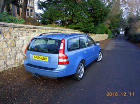 Volvo V50 Sportswagon (Estate) 136SE 2.0D, 2005, MOT Jan 2018