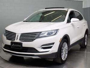 2015 Lincoln MKC AWD TOIT OUVRANT CUIR NAVIGATION