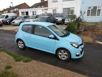 2013 RENAULT TWINGO ONLY 28,000 MILES FULL SERVICE HISTORY IMMACULATE CONDITION