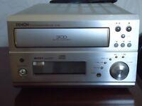 DENON 3 - CD/RADIO MUSIC CENTRE