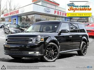 2016 Ford Flex Limited/NAV/AWD<<<<