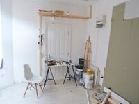 Live work style studio available to rent, 360 sq ft ground floor studio in E10 Leyton Leyton High Rd
