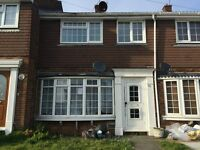 lovely 3 bedroom house with garden newly refurbished in Strood Kent