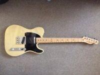Fender American Special Telecaster Vintage Blonde.