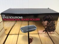 Professional Heated Rollers