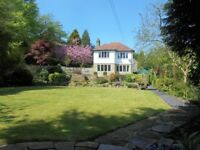 An exceptional 1930s stone house in a Conservation Area between Ilkley and Skipton