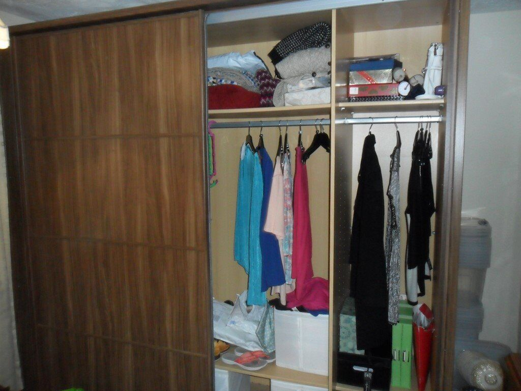 Large Wardrobes With Sliding Doors From Bensons Beds In Southsea