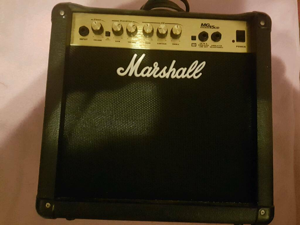 Marshall ampin Dumfries, Dumfries and GallowayGumtree - Good condition great practice amp