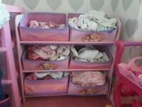 Disney Princess drawers