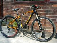 On One Lurcher 29er Carbon Fibre Mountain Bike