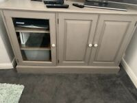 3 x solid pine cupboards
