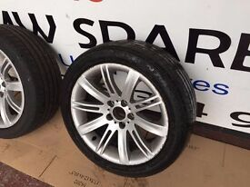 Bmw E63 E64 6 SERIES Front Alloy Wheel breaking 1 3 5 6 7 series