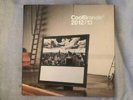 Like NEW: cool brands book 2012/13 UK