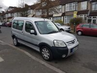 PEUGEOT PARTNER 2.0 HDI EXCELLENT RUNNER,RELIABLE CAR,1 YEAR MOT! TOW BAR, GOOD ENGINE AND GEARBOX!!