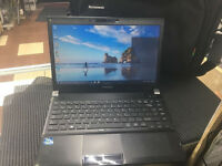 "core i3 2.20Ghz TOSHIBA C830 LAPTOP 64bit,3GB RAM, 320GB, 14.1"" Screen, Office 2010+ free bag"