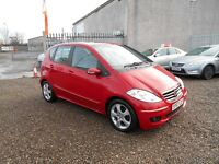 2007 Mercedes-Benz A Class 2.0 A180 CDI Avantgarde SE CVT 5dr / Little car Lots Spec / Auto / Diesel