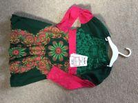 New dress Desigual size 3-4 yrs