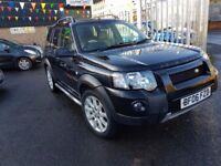 Land Rover Freelander 2.0 TD4 SE **DIESEL**AUTOMATIC**1 OWNER FROM NEW**GET READY FOR THE SNOW**