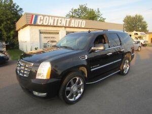 2007 Cadillac Escalade cadillac  escalade  cuir toit4x4  finance